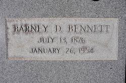 Barney Deletter Bennett