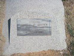 Burlie Durwood Brown
