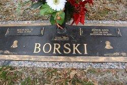 Joyce Ann <I>Busby</I> Borski