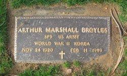 Arthur Marshall Broyles