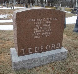 Jonathan E Tedford