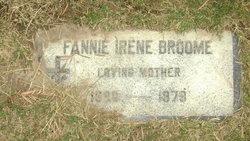 Fannie Irene Broome