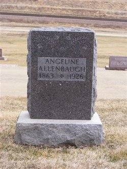Angeline <I>Giggey</I> Allenbaugh