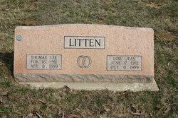 Lois Jean <I>Coffey</I> Litten