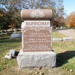 Mina I. <I>Anderson</I> Burroway
