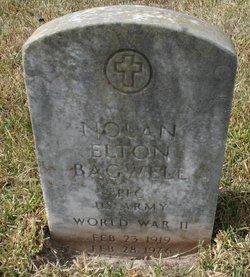 PFC Nolan Elton Bagwell