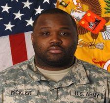 SGT Donald R Mickler, Jr
