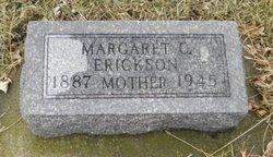 Margaret C Erickson