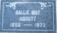 Sallie May Abbott