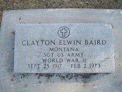 Clayton Elwin Baird