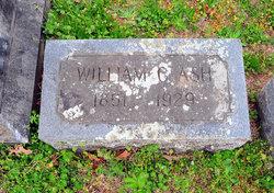 William Cornelius Ash