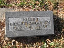 Joseph Donahue McGeough