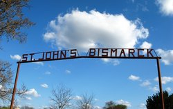 Saint John's Bismarck Cemetery