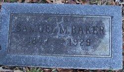 Samuel Monroe Baker