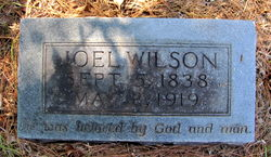 Joel Wilson