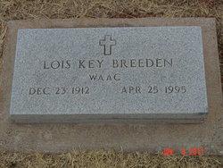 Lois Kay <I>Key</I> Breeden
