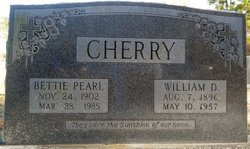 William Dallas Cherry, Sr