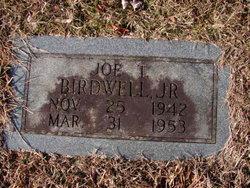 Joe Thomas Birdwell Jr.