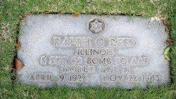 SSGT Ralph G Reed