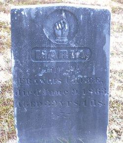 Maria <I>Stuart</I> Chute