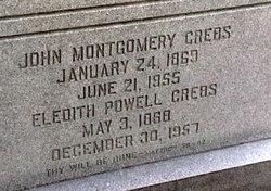 John Montgomery Crebs Jr.