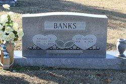 Ann <I>Shelton</I> Banks