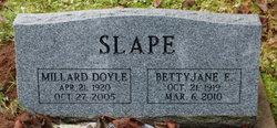 Millard Doyle Slape