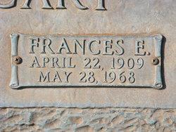 Frances <I>Ethridge</I> Cathcart