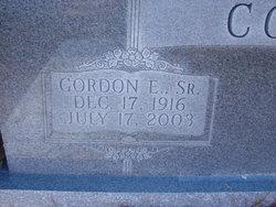 Deacon Gordon Edgar Cone, Sr