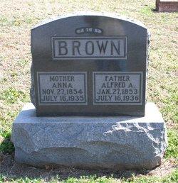 Anna Oxenham <I>Ventris</I> Brown