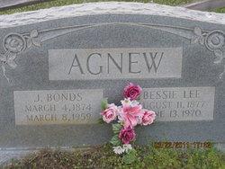 Bessie Lee <I>Epting</I> Agnew