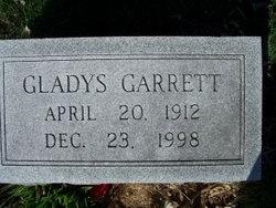 Gladys <I>Brooks</I> Garrett