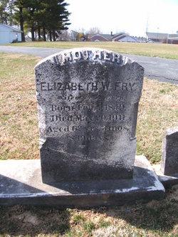 Elizabeth W <I>Stuber</I> Fry