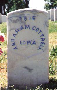 Cyrus Abraham Cottrell
