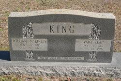 William McKinley King