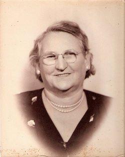 Gladys <I>Smith</I> Ethridge