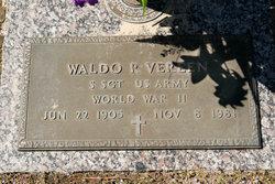 Waldo R Vereen