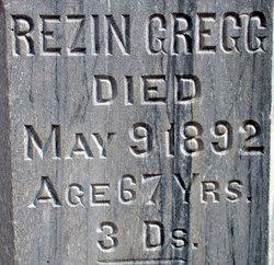 Rezin Gregg