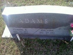 Claude Adams