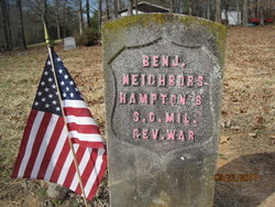 Benjamin Neighbors (1762-1845) - Find A Grave Memorial