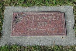 """Estella Mary """"Stella"""" <I>Lewis</I> Dion"""
