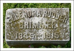 Ellenora <I>Rudder</I> Brimmer