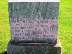 Martha Louise <I>Vermillion</I> Coffey