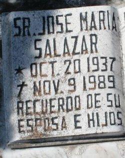 Jose Maria Salazar