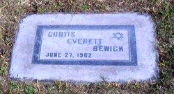 Curtis Everett Bewick
