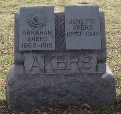 Abraham Akers