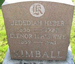 Jedediah Heber Kimball