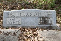 """David A """"Pete"""" Deason"""