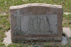 George Wesley Deason Jr.