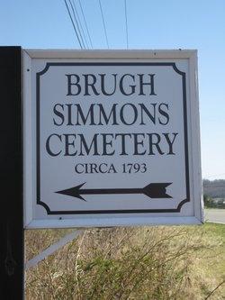Brugh Simmons Cemetery